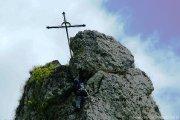 Dolina Kobylańska - krzyż