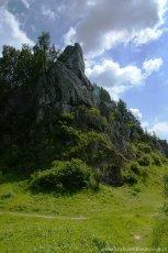 Dolina Kobylańska Żabi koń