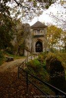 brama - Zamek w Ojcowie
