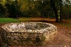 studnia na zamku w Ojcowie