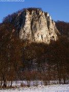 Dolina Będkowska skały