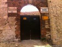 Brama zamku Tenczyn