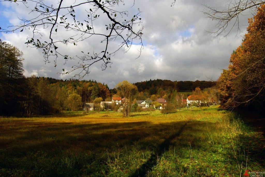 Szlak niebieski Dolina Mnikowska
